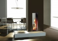 CVO Roma Tall Balanced Flue Fire Gallery