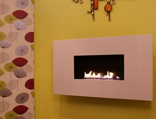 SLEEK Wall Mounted Flueless Gas Fire – Image Gallery