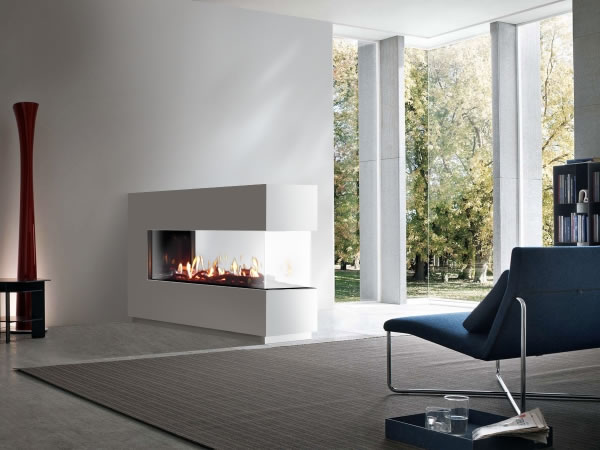 VENEZIA 130P Balanced Flue Gas Fire – Image Gallery