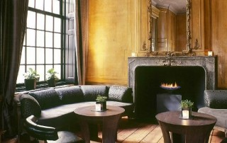 Dylan Hotel Cast Slit Gas Fire Installation