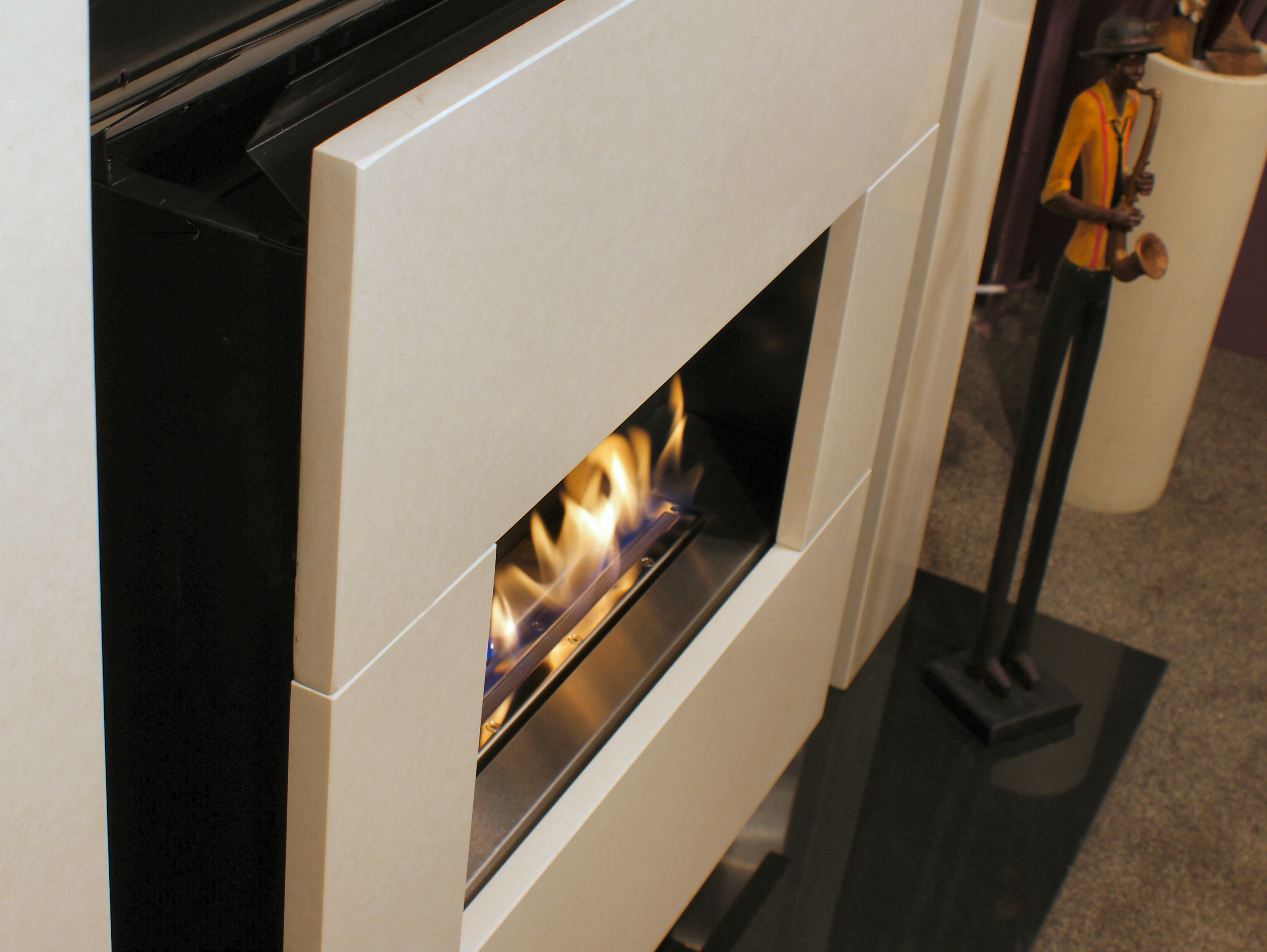 kiah suite traditional flueless gas fire cvo co uk