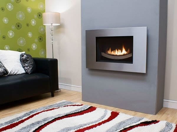 Blade High Efficiency Gas Fire
