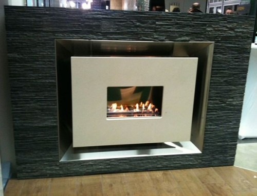 CVO Fireplace Showroom, Munchen, Germany.