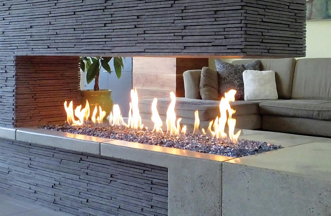 Outdoor Fire Grate 1307 Image