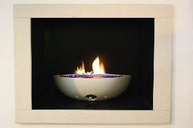 Hole in the Wall Fire Bowl Designs