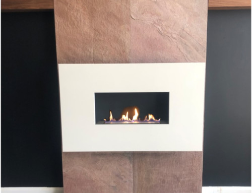 Enviro-Flame, London – Flueless Gas Fire